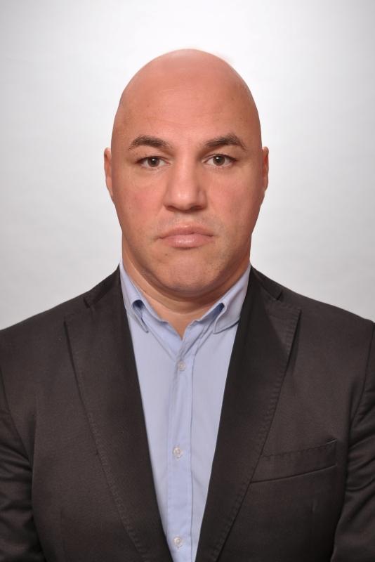 Horia Robert Dobre <br /> Security Manager