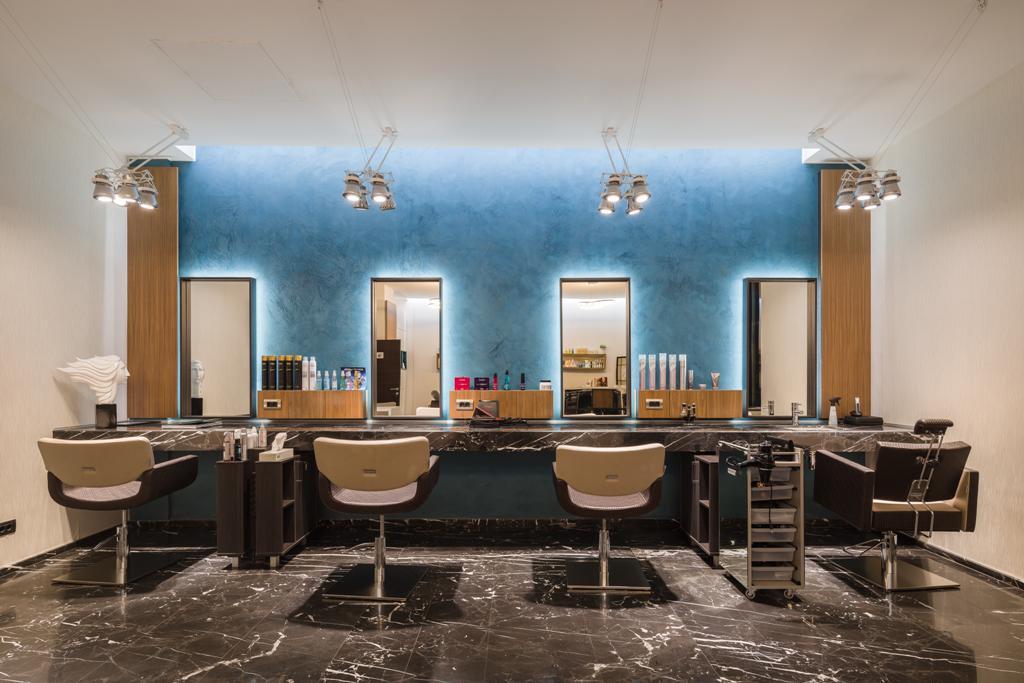Photo gallery sky center for A 1 beauty salon